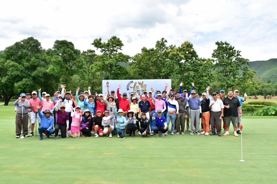 Alpine Lucky Day @ Alpinegolfresort Chiangmai