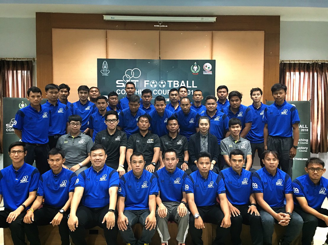 FA Thailand Introductory course รุ่น 2