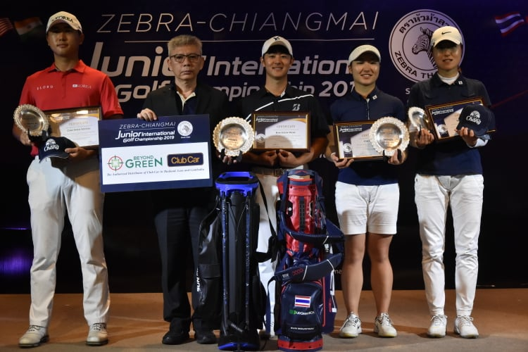 Zebra-Chiangmai Junior International Golf Championship 2019